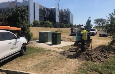 Electrical Reticulation Works
